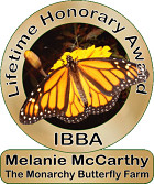 Lifetime Honorary Award: Melanie McCarthy
