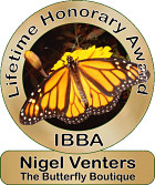 Lifetime Honorary Award: Nigel Venters