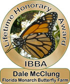 Lifetime Honorary Award: Dale McClung